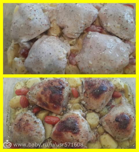 Как сделать маринад для курицы с кефиром