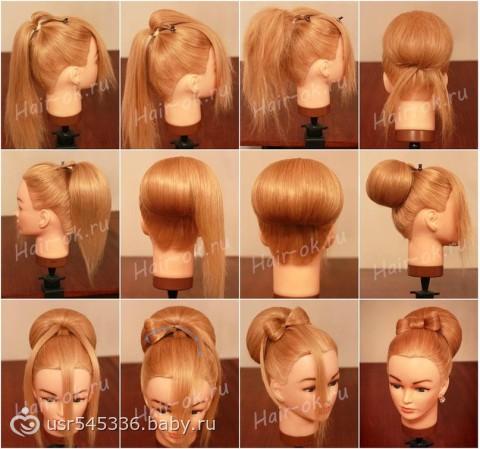Причёска стиляги в домашних условиях