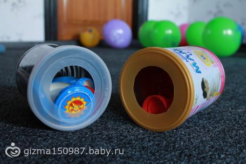 Игрушки своими руками для ребенка 6 месяцев