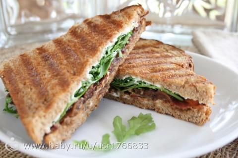Сэндвичница рецепты приготовления с фото