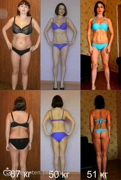 как похудеть попой и ногами
