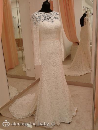 Платья для венчания челябинск