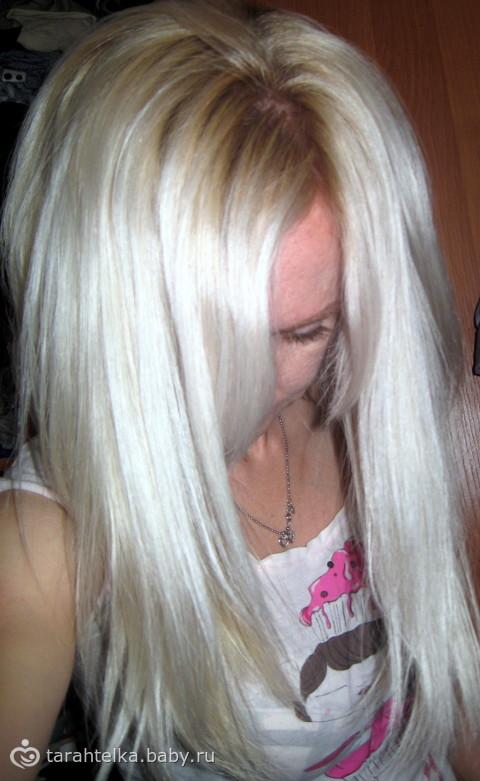 Красивые цвет волос блонд без желтизны