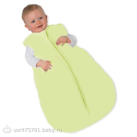 Мешок спальный для новорожденных своими руками