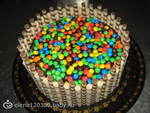 Торт на 15 лет мальчику своими руками 39