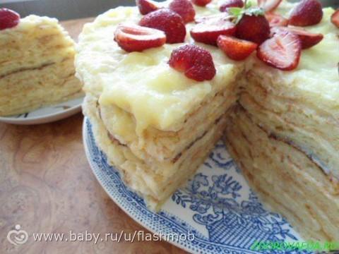 Торт проще простого фото
