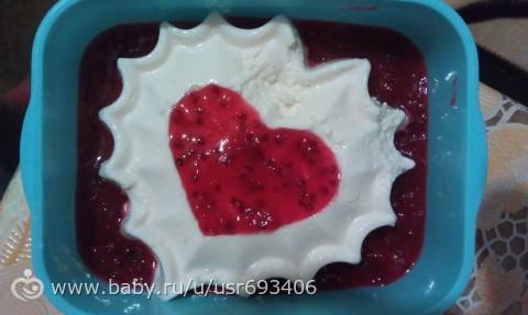 Вкусный и полезный десерт