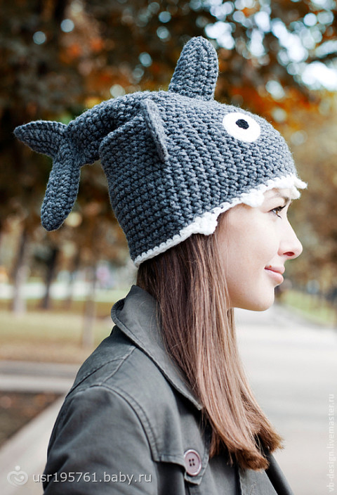 Прикольные шапки.Фото.