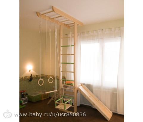 Как сделать детскую стенку для мальчика