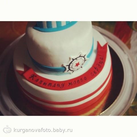 Тортик на 30 лет для девушки - 9