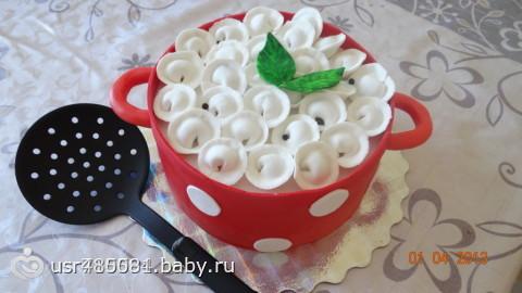 торт девушке на 30 лет фото