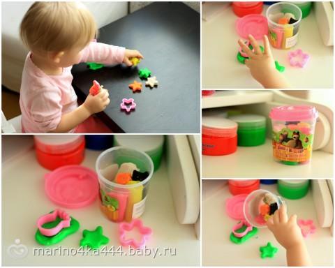 Развивающие игры для детей до 1 года своими руками фото