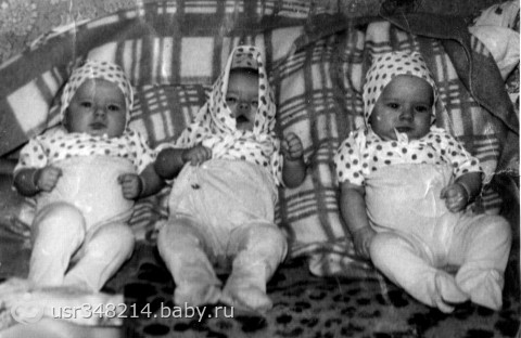 Я из тройни, а жду двойню. 5 октября ))))))