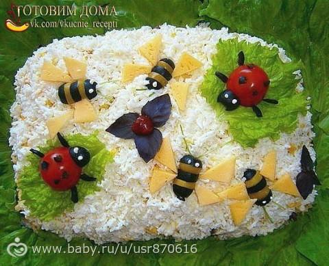 Горячие блюда на день рождения простые и вкусныеы фото недорого