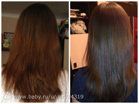Ламинирование волос кокосовым молоком в домашних условиях 21