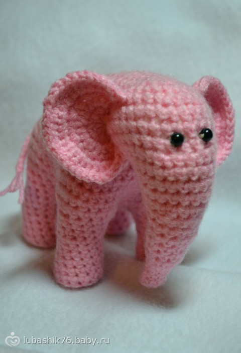 У меня родился слон!