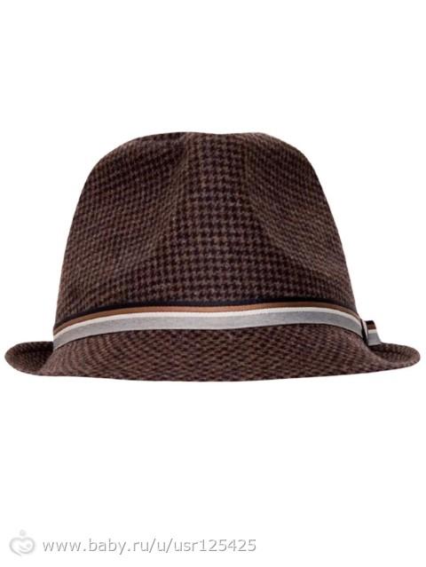 Магазин BUTUZOV. Шляпа Мужская шляпа. . Материал головного убора 100% шерсть