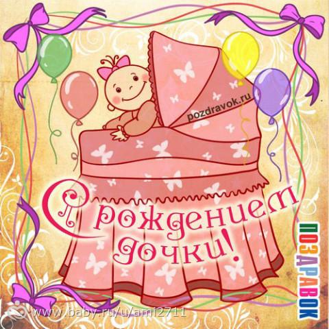 Необычное поздравление с днем рождения дочки