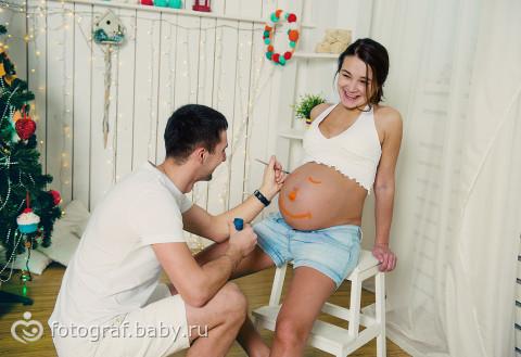 Беременные галерея