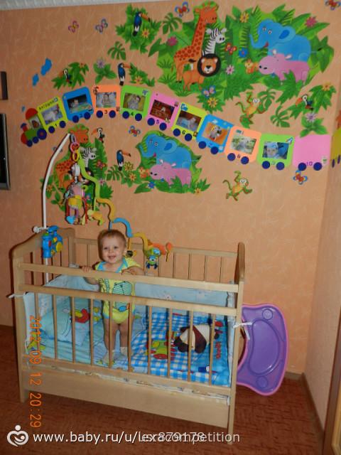 Как оформить комнату ребенка своими руками