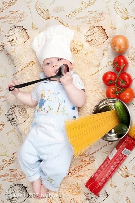 Фотосессия для детей в домашних условий