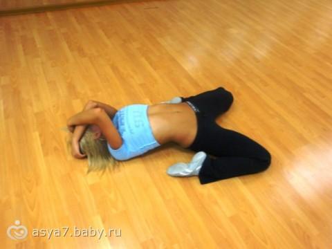 Как похудеть в спине и плечах  4 эффективных способа