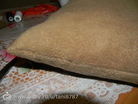подушка груди (поэтапно)