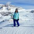 Обожаю горы и снег!!
