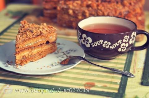 картинка чай с тортиком