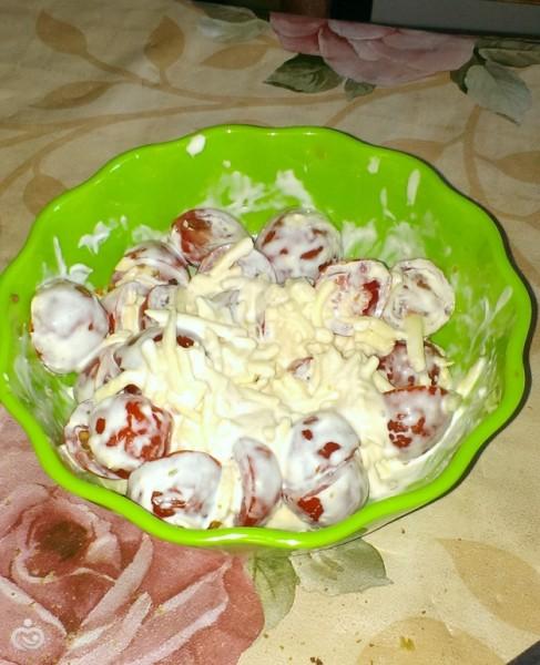 Салат для ленивых)