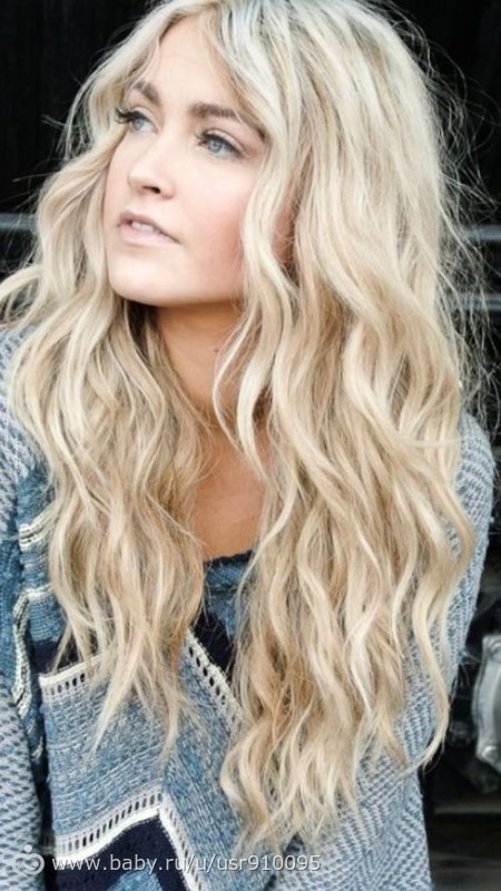 фото пепельный блонд цвет волос
