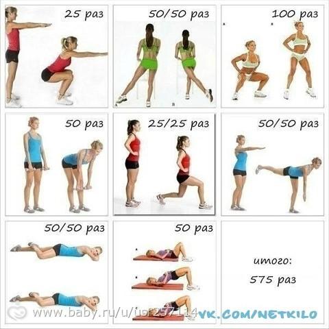 7 дневная программа питания для похудения картинки