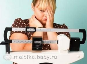 почему стоит вес при правильном питании