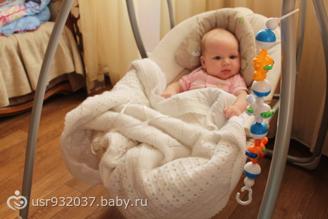 3 5 месяца ребенок