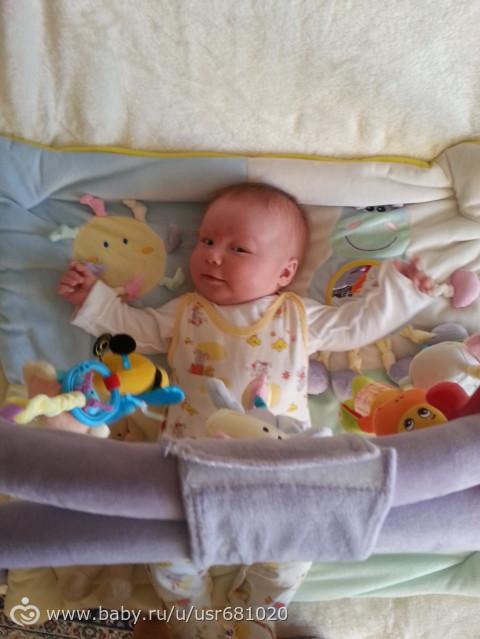 картинка малышу 3 месяца