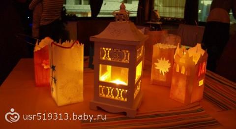 Как сделать фонарик на детский праздник аниматоры со стажем Улица Текстильщиков (город Троицк)