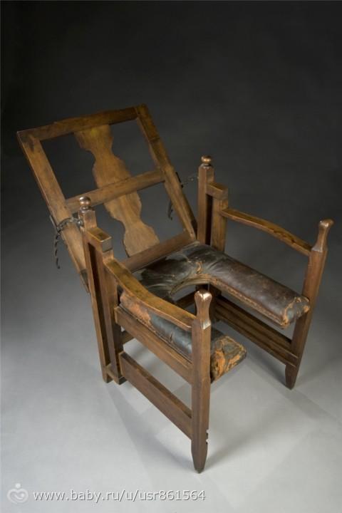 фото родовое кресло
