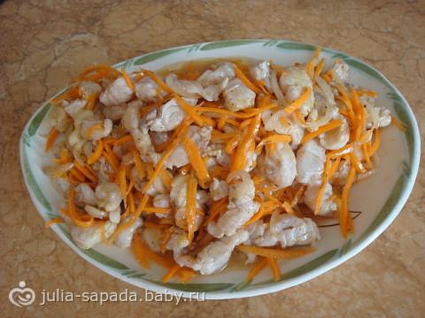 Салаты из щуки рецепты с фото