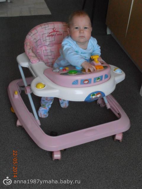 Ребенку семь месяцев