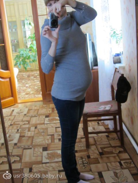 Фото живота 25 недель беременности