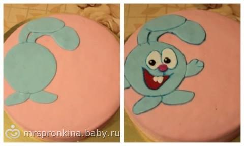 Украшение для детского торта своими руками без мастики фото 189