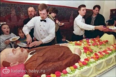 Буржуйский торт фото