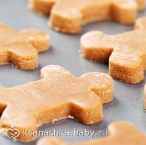 детское печенье из полбы рецепт