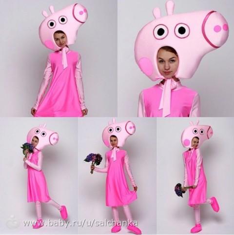 видео свинка пепа в костюмах