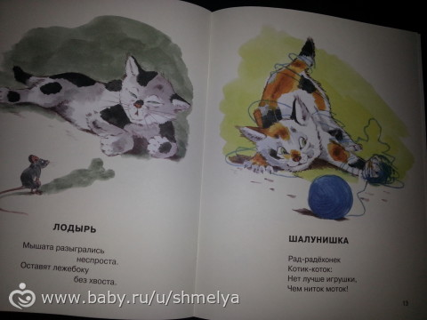 игры четыре котят