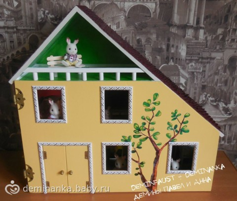 Дачный домик 47