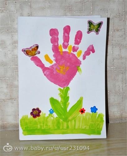 Поделки для ребенка 2 года