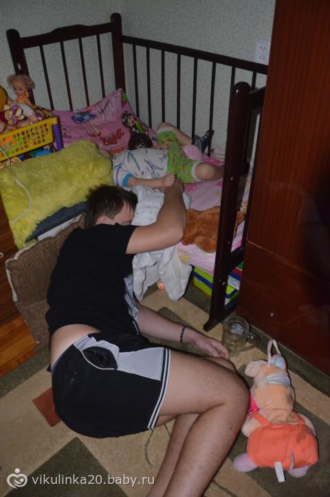 рассказы отец спит с дочкой