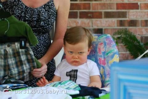 фото злой ребенок