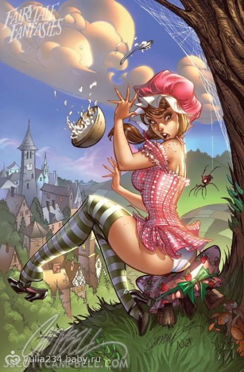 Сексуальные принцессы disney